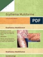 Erythema Multiforme - Lucky Ananto Wibowo