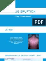 Drug Eruption - Lucky Ananto Wibowo