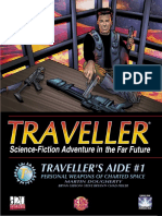 Travellers' Aide 01 - Personal Weapons of Charted Space