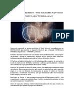 Partícula - Antipartícula (Matrices Paralelas)