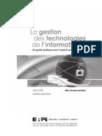 20586 Gestion Des Technologies Extrait