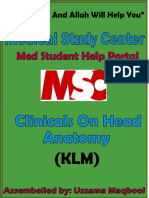 Head Anatomy Clinicals by Medical Study Center