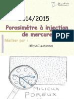 expo porosimétrie.ppt