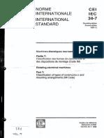 IEC-34-7-1992
