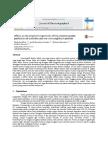 Journal Kromatografi Afinitas