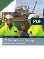 Tb Maintenance Concept