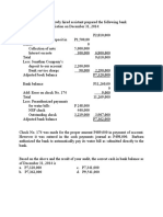 Audit of Cash and Cash Equivalents 1