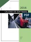 Calidad Software