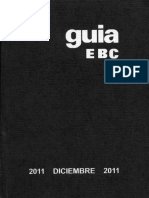GUIA EBC Modelos Antiguos