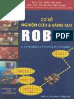 Cơ Sở Nghiên Cứu Và Sáng Tạo Robot-Nguyễn Thế San