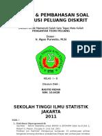 59719965-SOAL-DAN-PEMBAHASAN-DISTRIBUSI-PROBABILITAS-DISKRIT-PELUANG.docx