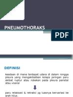 Pneumothorax Rini