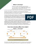 DevOps Connects Development
