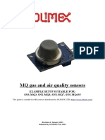 SNS MQ Sensors