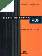 LIMA VAZ, Henrique Claudio; Raizes-Da-Modernidade.pdf.pdf