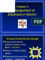 8. Chapter 4 Electrons Arrangement