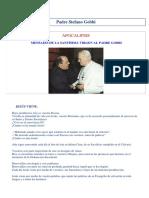 Padre Stefano Gobbi - Mensajes