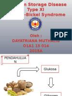Fancony Bickel Syndrome