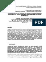 Durabilidade das Estruturas de C°A°. Análise dos Elementos Estruturais mais Degradados no Estado de Pernambuco (1998) - Artigo (10).pdf