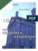 OASIS Handbook 2016