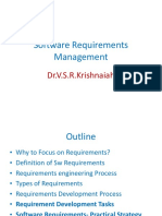 Software Requirements Management
