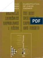 Finales de Capablanca and Fischer - Chess Informant