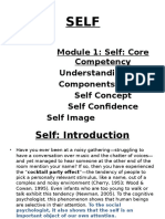 BS101 - Module 1 - Self Core Competency1