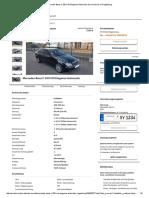 Mercedes-Benz C 200 CDI Elegance Automatic Als Limousine in Riegelsberg