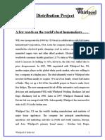 distributi on project whirlpool.doc