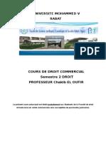 Droit Com s2 2015