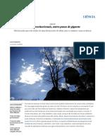 Ondas Gravitacionais, Outro Passo de Gigante _ Ciência _ EL PAÍS Brasil