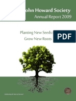 Calgary John Howard Society 2009 Annual Report