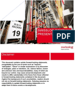 Swisslog Company Presentation EN March 2015-1.pdf 6740144207