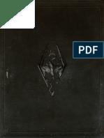 Elder Scrolls 5 - The Art of Skyrim, The