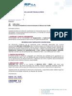 Anexo 5. Cotizacion de Equipamiento de Almacenes