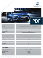 Volkswagen Scirocco R Brochure