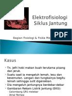 Elektrofisiologi Kursus EKG