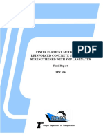 Finite Element Modeling of RC Structures Strengthened with FRP Laminates (2001) - Report (113).pdf