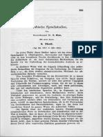 Blau Altarabische Sprachstudien ZDMG1873