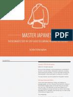 Master Japanese Sample
