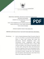 P.54 Thn 2016 Ttg Tata Cara Pemberian Dan Perpanjangan Izin Pemungutan Hasil Hutan Kayu Atau Hasil Hutan Bukan Kayu Pada Hutan Negara