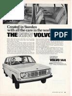 New Volvo 144 67