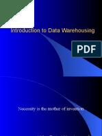 ACM IntrotoDW-data Warehousing
