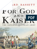 Basset -For God and Kaiser - The Imperial Austrian Army 1619-1918