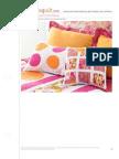 Squares and Circles Pillows