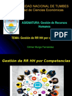 5 a Gestión de RR HH X Compet Clase