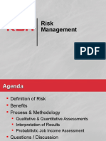 Awareness Training Risk Mgmt