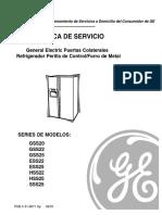 Refrigerador GST25