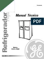 Refrigeradores SxS Profile