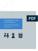 eBook 3 Top BigData UseCase in Financial Services